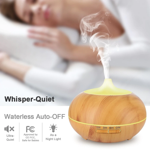 500ml Essential Oil Aromatherapy Diffuser