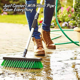 Multi-Action Sweeping Broom Jet