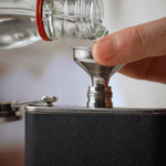 Shot Glass Flask