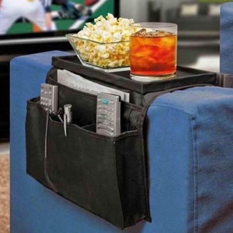 TableIT�_� Foldable Armrest Tray and Organizer