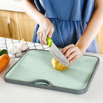 2in1 Cutting Board with Mincer