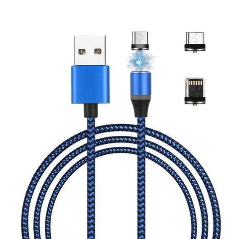 360�� Detachable Magnetic Cable