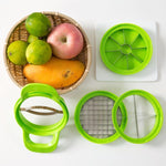 Multi-functional 6 in 1 Fruits and Vegetable Slicer