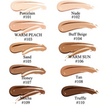 PHOERA�� Foundation - Full Coverage - Soft Matte Long Wear Liquid Foundation