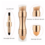 Fabulous 4 in 1 Makeup Brush