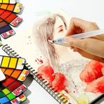 Paintanywhere�_� - Watercolor Travel Kit