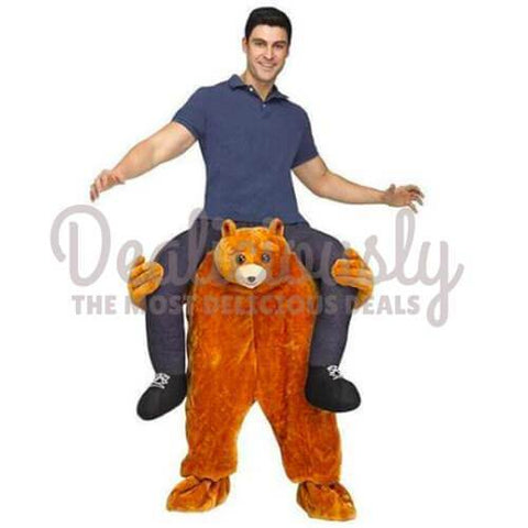 StyleCaster�_� - Piggyback Ride On Costumes