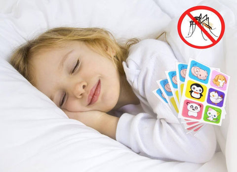 Insect Repellent Sticker (30 Stickers)