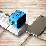 The 4-Port All-In-One Adapter You Need - Go To 170 Countries With Only One Adapter