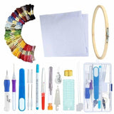 Artistic Embroidery Pen Kit