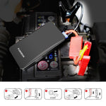 Multi-Function 12V 12000mAh Portable Jump Starter