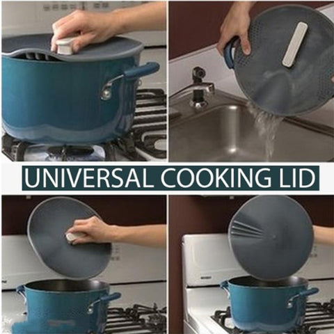 Universal Cooking Lid
