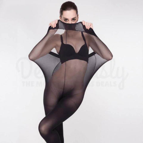Super Elastic Magical Tights - No-Rip Stockings