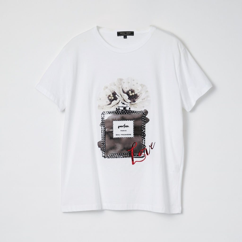 【21SS商品】Perfume bottle T-Shirt