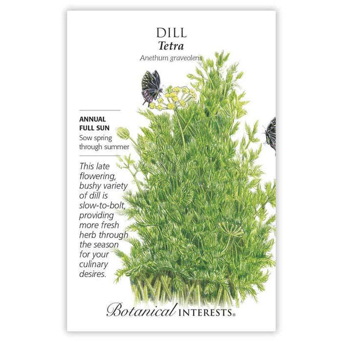 Botanical Interests, Dill Tetra