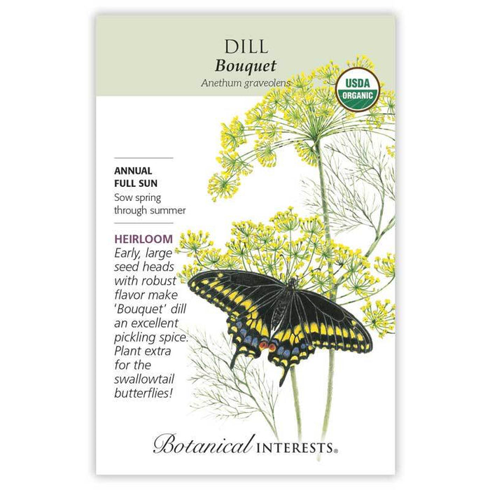 Botanical Interests, Dill Bouquet
