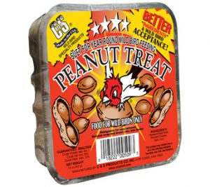 Suet Peanut Treat