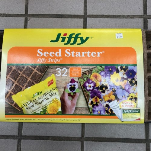 Jiffy, Seed Starter 32 Cell