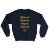 Black, Brown, and Indigenous Autonomy Crewneck Sweater