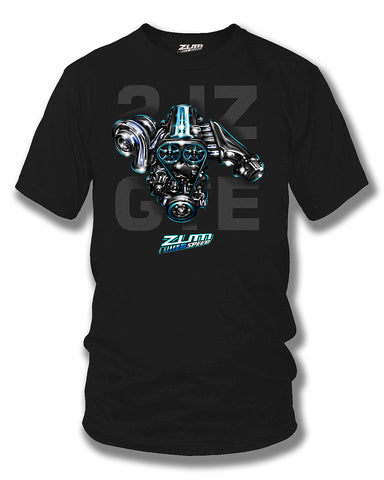 2JZ  t-shirt - Zum Speed