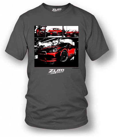 Nissan GTR All years, R32, R33, R34, R35 Tuner Car Shirt - Zum Speed