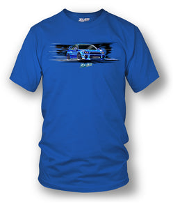 Subaru WRX t-shirt - Zum Speed