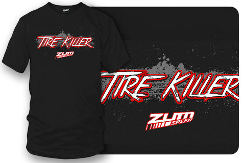 Image of Tire Killer t shirt - Zum Speed