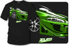Mitsubishi Eclipse t shirt - Zum Speed