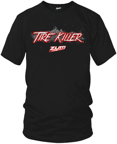 Tire Killer t shirt - Zum Speed