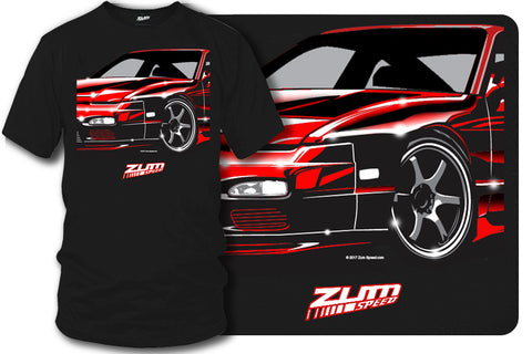 Nissan 240sx t shirt - Zum Speed