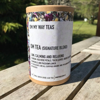 Om My Way Tea - Om Tea (Signature Blend)