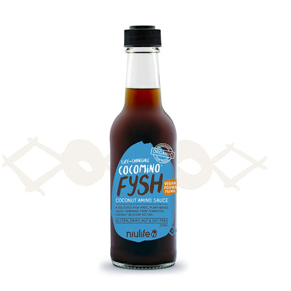 Niulife Coconut Fysh Sauce (Vegan) 250ml