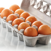 Jumbo Organic Eggs - XL 700grams ( Certified Organic Country Range)