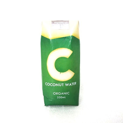 Organic C Coconut Water 330ml