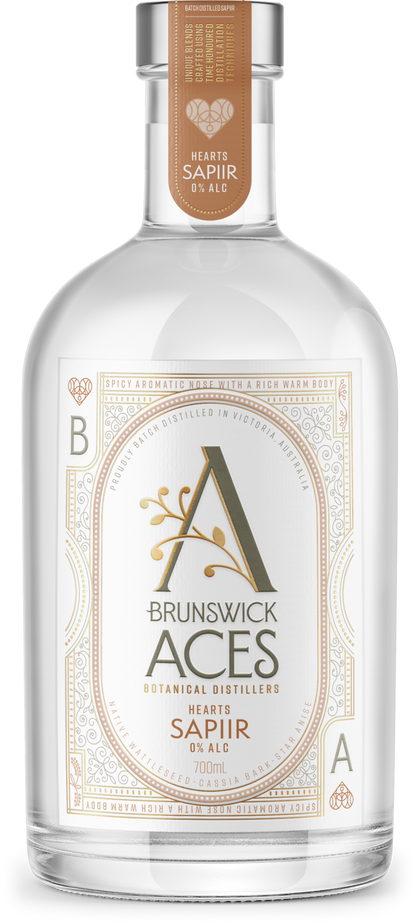 Brunswick Aces Hearts Sapiir 700ml