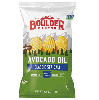 BOULDER CANYON Avocado Oil