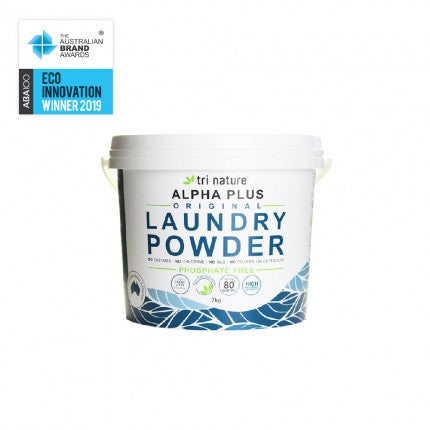 TRI NATURE Alpha Plus Laundry Powder 2KG