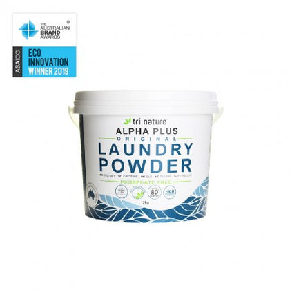 Alpha Plus Laundry Powder