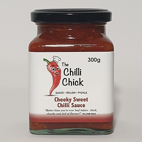 The Chilli Chick Shop - Cheeky Sweet Chilli Sauce