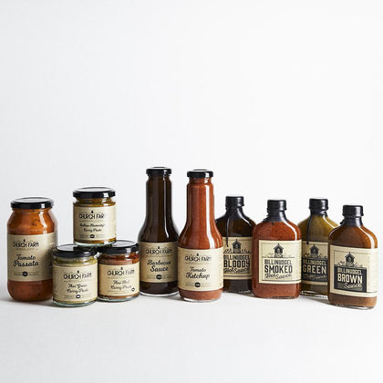 Pack of 3  CHURCH FARM Sauces for $38
