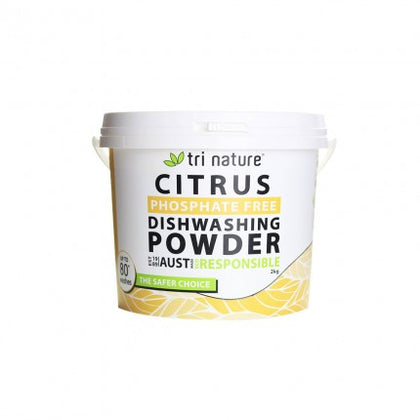 Citrus Dishwashing Powder