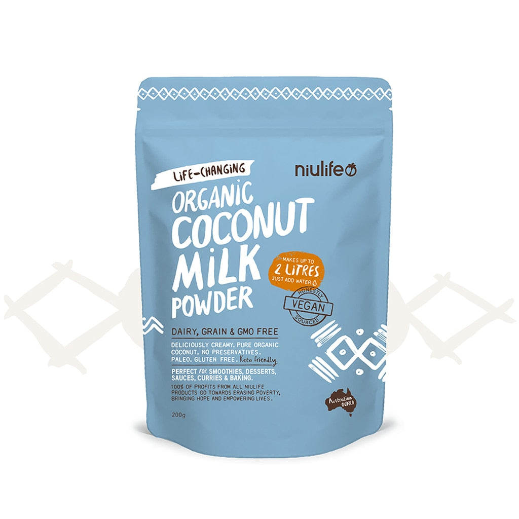 Niulife Coconut Milk Powder 200g