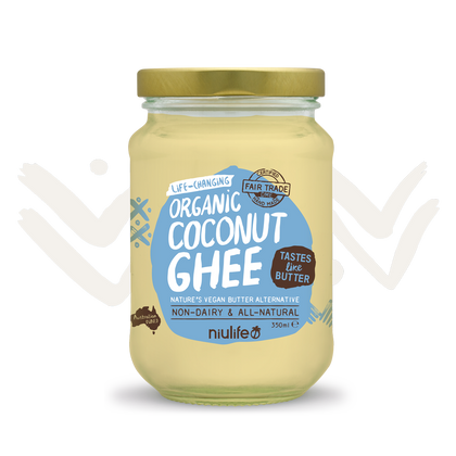 Niulife Coconut Ghee (Vegan) 350ml