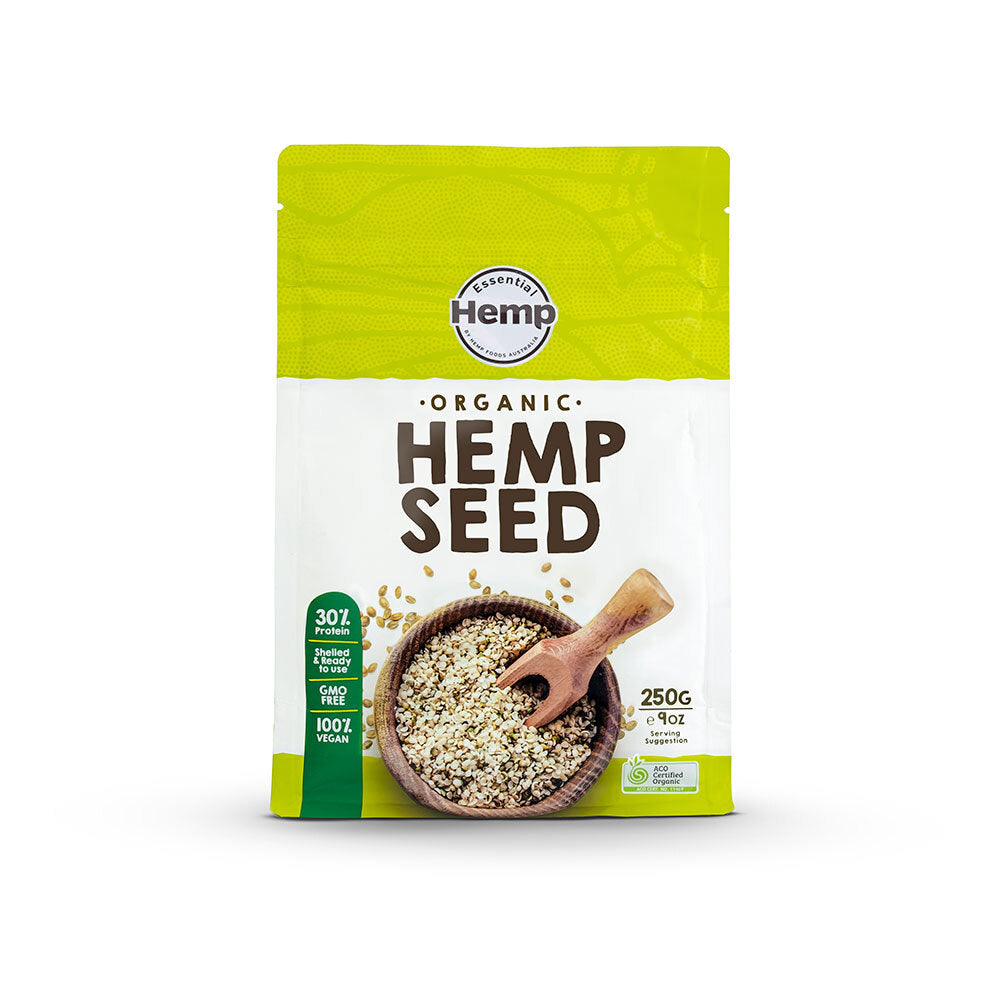 Hemp Foods Australia Hemp Seeds 250g