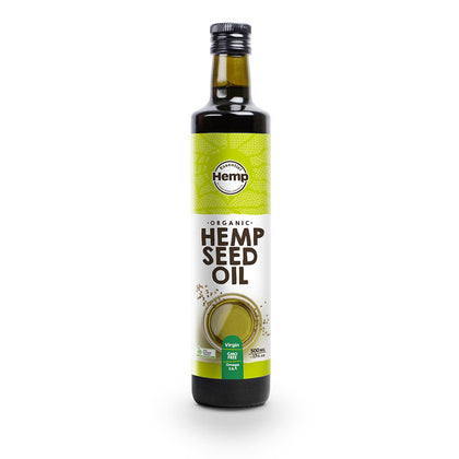 HEMP FOODS AUSTRALIA Hemp Oil 500ml