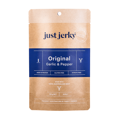 JUST JERKY Just Jerky - Original  50g