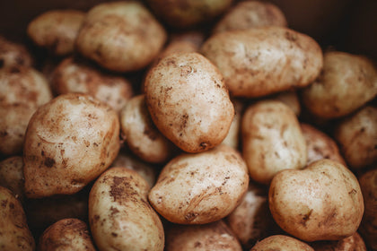 Organic  Potatoes  (Certified Organic) 750g
