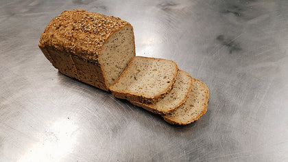 Almond Road's Gluten Free Paleo Seeded Loaf V)