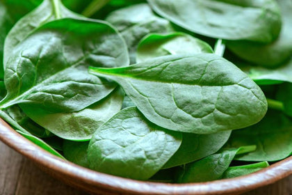 Baby Spinach 100g  - Certified Organic