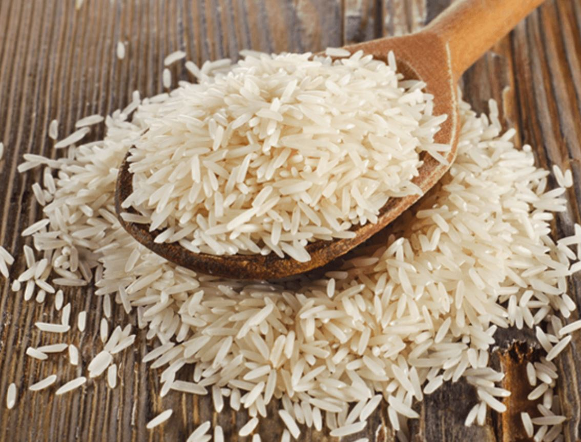 CERTIFIED Organic Basmati Rice 1KG or 2 KG